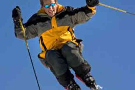 Ackers Adventure - Three Hours of Recreational Dry Ski Slope Use - Save 52%