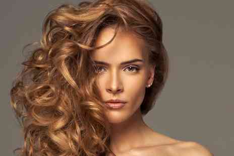 Amadeus Hair - Full head of colour cut and blow dry with a senior stylist - Save 69%