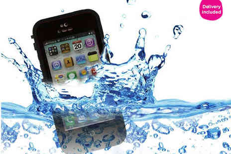 avenrepublic - Waterproof, Shockproof Case for iPhone 5 or 5S - Save 82%