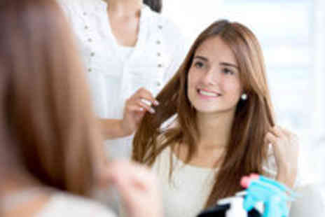 Fairfax Beauty Center - Haircut and Treatment with Expert Style Advice for One  - Save 60%