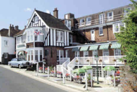 Rye Lodge Hotel - One Night Midweek Stay in East Sussex with Afternoon Tea - Save 47%