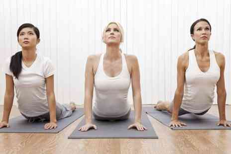 We Love Yoga - Ten Hot Yoga Sessions - Save 66%