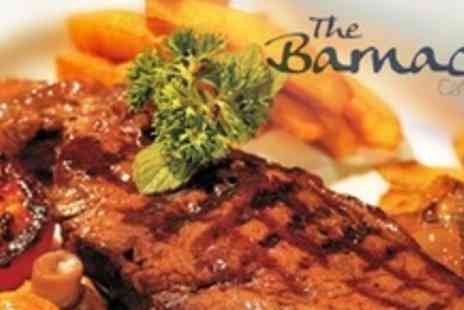 The Barnacle - £12 Steak Dinner For Two - Save 60%