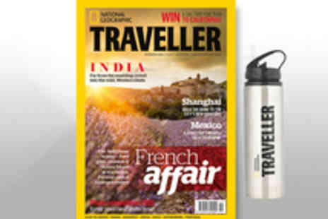 National Geographic Traveller - Annual Subscription to National Geographic Traveller Magazine - Save 21%