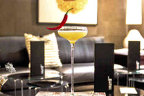 Le Meridien Piccadilly - Cocktails and Canapes  - Save 64%