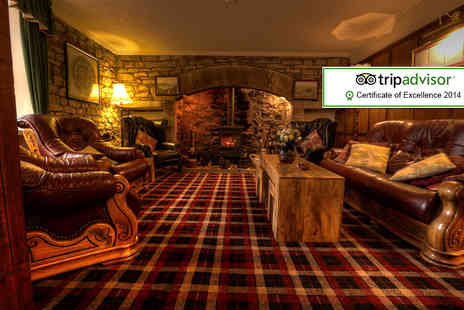 The Wheatsheaf  - Two night Yorkshire break for 2 with breakfast  - Save 51%