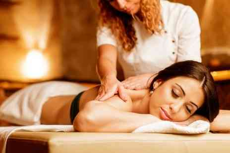 Fusion Beauty and Health - Choice of One Hour Massage Plus Indian Head Massage  - Save 48%