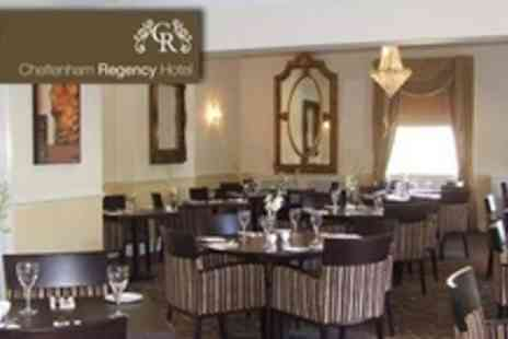 Cheltenham Regency Hotel - Two Course Sunday Roast For Four - Save 66%