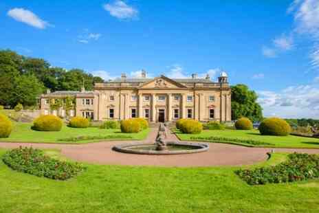 Wortley Hall - One Night stay For Two With Breakfast and Glass of Prosecco - Save 49%