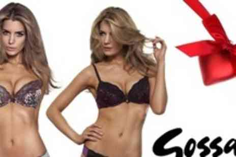 Gossard - Two (£34) Sets of Wild Print Lingerie from Gossard - Save 63%