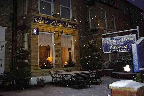 Glen Alan Hotel - Two night stay for two includes a locally sourced breakfast  - Save 50%