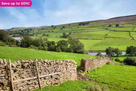 The Burgoyne Hotel - Gourmet Treats and Stunning Scenes in the Yorkshire Dales - Save 50%