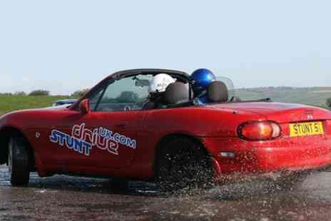 Stunt Drive - Stunt Driving Experience - Save 60%
