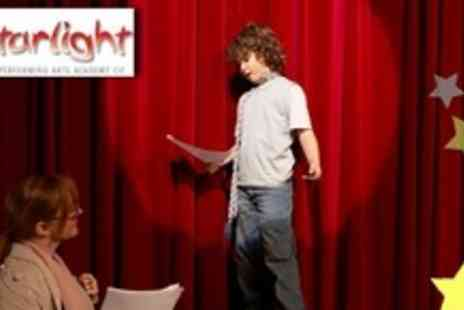 Starlight Performing Arts Academy - One Week of Half Day Child Performing Arts Classes - Save 61%