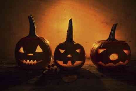 Gyrs International - Entry to Halloween Party  - Save 50%