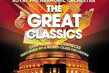 Royal Philharmonic Orchestra - Tickets to Royal Philharmonic Orchestra Presents The Great Classics - Save 29%
