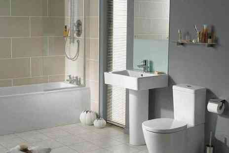 Bradbury Plumbing - Professional bathroom installation  - Save 50%