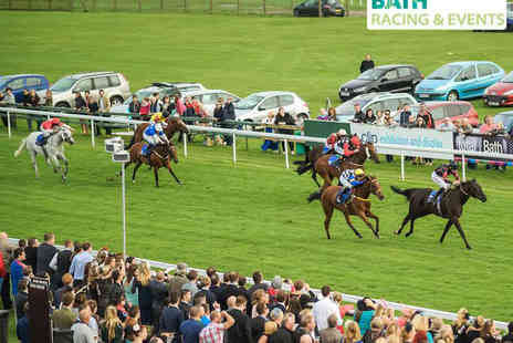 Bath Racecourse - Grandstand Tickets to Season Finale - Save 50%