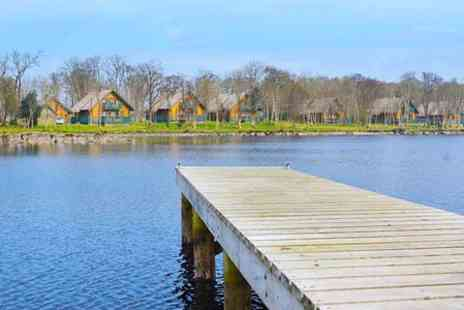 Lusty Beg Island - Two Nights For Two With Breakfast and Prosecco  - Save 46%