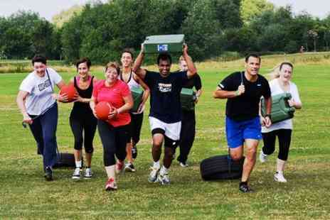 Regiment Fitness -  Five Boot Camp Sessions  - Save 85%