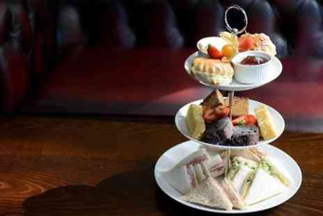 Buckatree Hall Hotel - Winter Warmer Afternoon Tea For Two - Save 51%