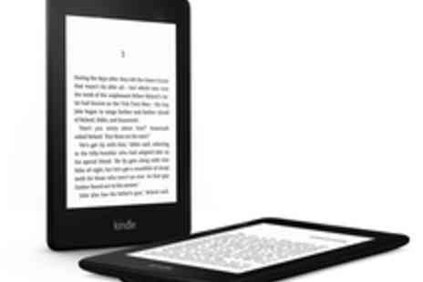 Amazon Media EU SARL - Free Voucher to Purchase a Certified Refurbished Kindle Paperwhite 3G   - Save 34%