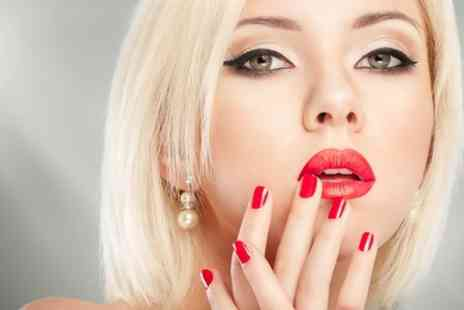 Peter Jones Hair Design - Manicure or Pedicure  - Save 50%