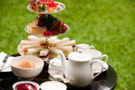 The Craiglands Hotel - Afternoon Tea with Festive Option and Wine for Two - Save 50%
