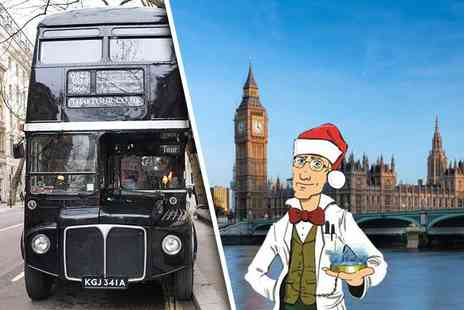 The London Time Tour Bus - Ticket to Professor Quantums Magnificent Time Tour Bus including  - Save 50%