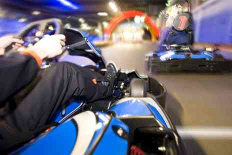 Emotion Karting - 50 Laps of Go Karting - Save 60%