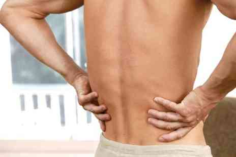 Buchanan Chiropractic Glasgow - Chiropractic Consultation With Two Treatments - Save 73%