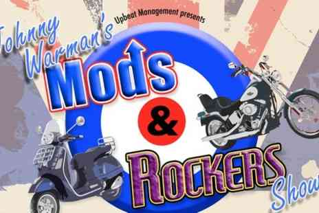 The Camberley Theatre - Mods and Rockers 50th Anniversary Ticket  - Save 50%