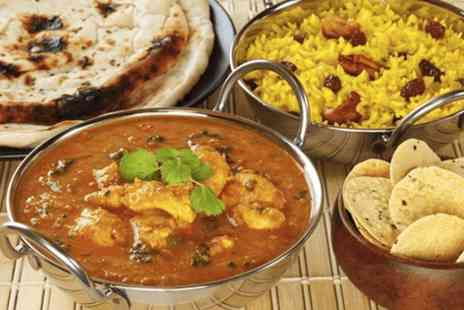 Balti King - Two course Indian meal for four - Save 53%