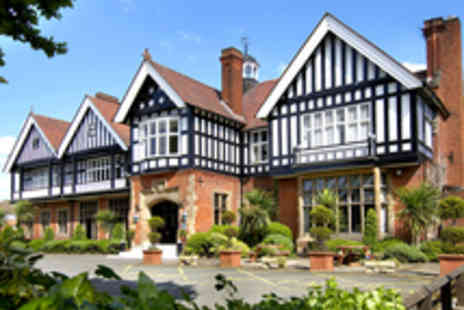 Corus Hotels - Coventry Victorian Manor Stay for Two with Two Course Dining Included - Save 38%