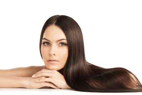 Beauty Box - Brazilian blow dry in Victoria - Save 51%