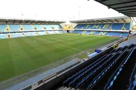 Millwall Football Club - Millwall FC Stadium Tour For an Adult  - Save 33%