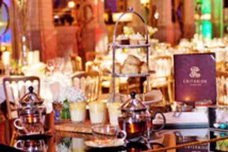 Criterion Restaurant - Traditional Afternoon Tea with a Champagne Cocktail for One  - Save 37%