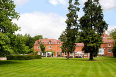 Pinewood Hotel - One night Buckinghamshire Stay for Two with Dinner - Save 50%