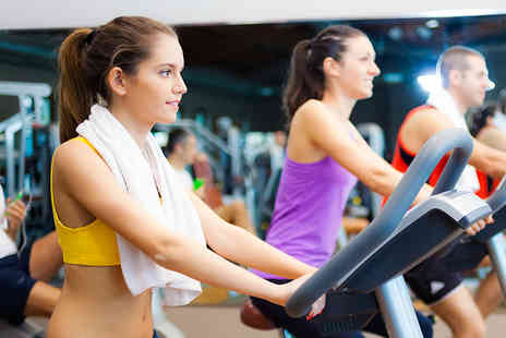 Village Hotel Warrington - Five gym passes to use all gym and pool facilities - Save 90%