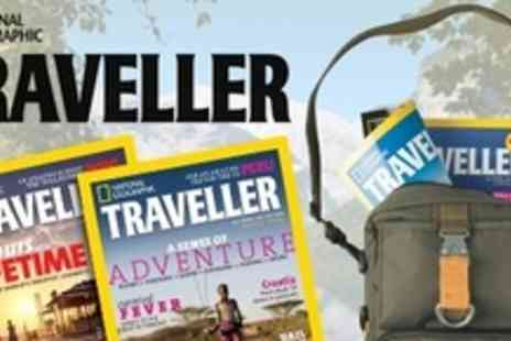 National Geographic Traveller - Full 2012 Subscription of  National Geographic Traveller Magazine - Save 61%