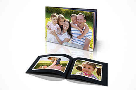 Beautiful Keepsake Photo Books - 22 Page or 20 Page Soft Cover Photo Book - Save 86%