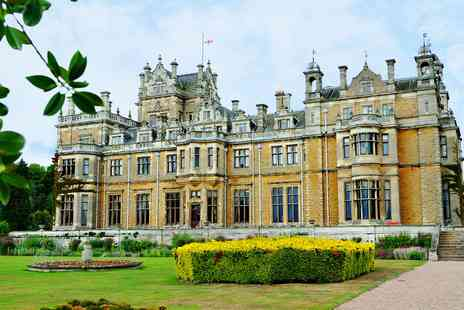 Thoresby Hall - Spa Day for 2 with Lunch & Rhassoul - Save 66%