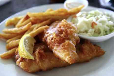 The Kentford - Fish and Chips For Two - Save 50%