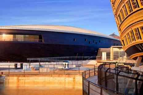 Portsmouth Historic Dockyard - Annual Pass for 2 at  Portsmouth Historic Dockyard  - Save 47%