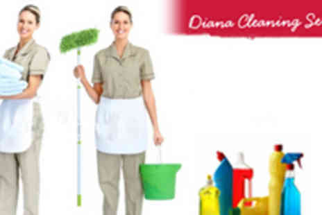 Diana Cleaning Services - Professional Home Deep Cleaning Service - Save 78%