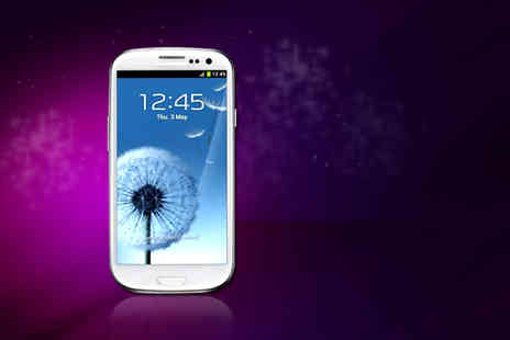 Refurb Phone - Refurbished Samsung Galaxy S3 smartphone - Save 21%