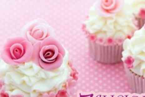 Zalicious Cakes - Half Day Cupcake Decorating Course - Save 71%