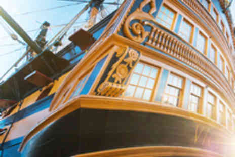 Portsmouth Historic Dockyard - Half Term Fun with Annual All Attraction Admission to Portsmouth Historic Dockyard - Save 43%