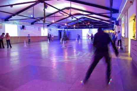 Roller City Rochdale - Roller Skating Plus Hire and Membership  - Save 65%