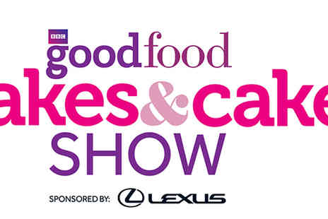 BBC Good Food  Show - Ticket to The BBC Good Food Bakes & Cakes Show  - Save 23%